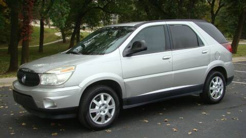 2006 Buick Rendezvous for sale at Red Rock Auto LLC in Oklahoma City OK