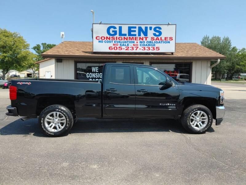 2017 Chevrolet Silverado 1500 for sale at Glen's Auto Sales in Watertown SD