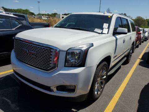 2016 GMC Yukon XL for sale at SHAFER AUTO GROUP in Columbus OH