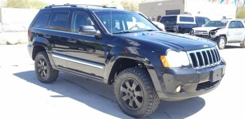 2008 Jeep Grand Cherokee for sale at FRESH TREAD AUTO LLC in Springville UT
