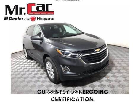 2018 Chevrolet Equinox for sale at Mr. Car City in Brentwood MD