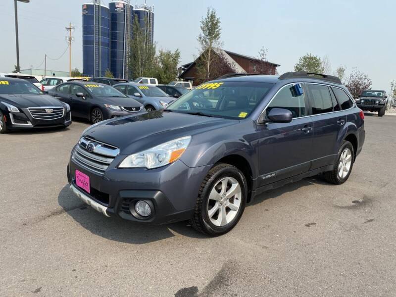 2014 Subaru Outback for sale at Snyder Motors Inc in Bozeman MT