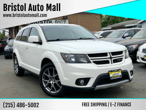 2015 Dodge Journey for sale at Bristol Auto Mall in Levittown PA