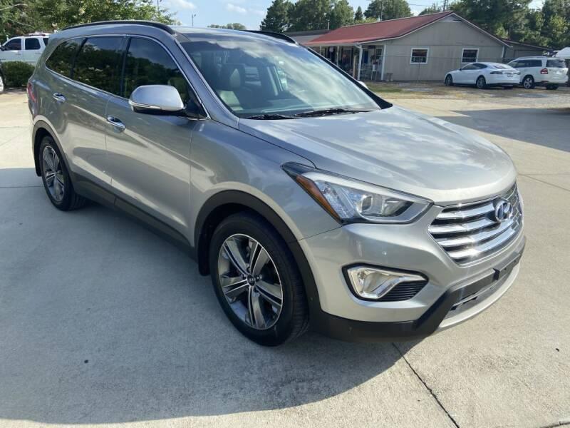 2016 Hyundai Santa Fe for sale at Auto Class in Alabaster AL