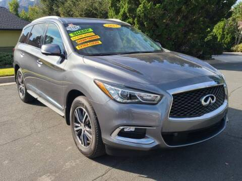 2017 Infiniti QX60 for sale at CAR CITY SALES in La Crescenta CA