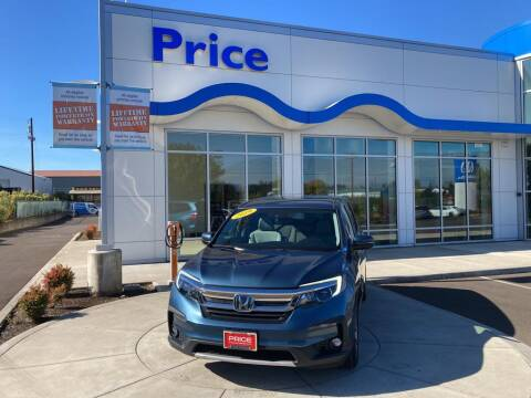 2019 Honda Pilot for sale at Price Honda in McMinnville in Mcminnville OR