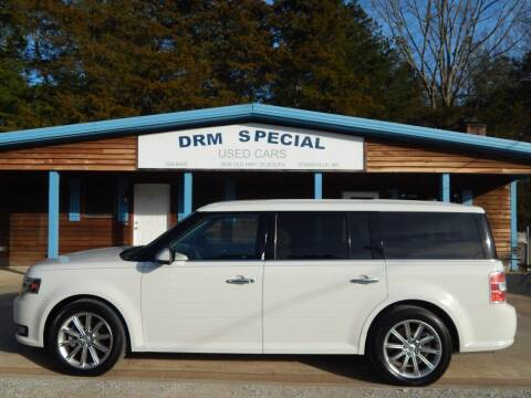 2013 Ford Flex for sale at DRM Special Used Cars in Starkville MS
