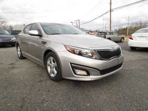 2015 Kia Optima for sale at Auto Outlet Of Vineland in Vineland NJ