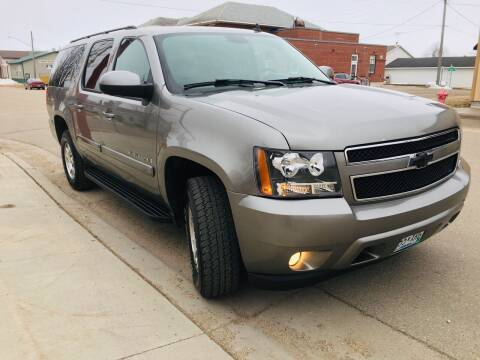 2008 Chevrolet Suburban for sale at MINNESOTA CAR SALES in Starbuck MN