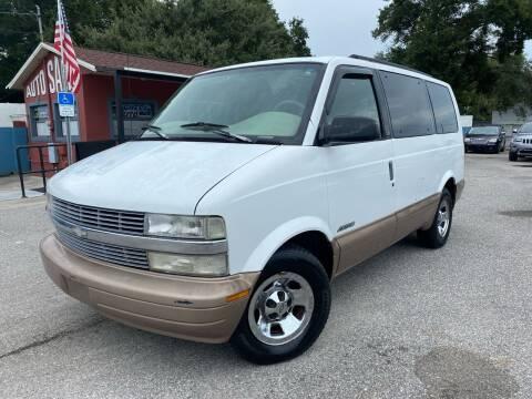 2001 Chevrolet Astro for sale at CHECK AUTO, INC. in Tampa FL