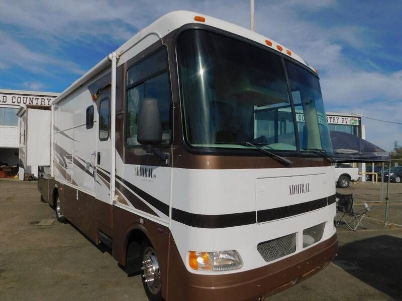 2005 Holiday Rambler ADMIRAL 30PDD for sale at Gold Country RV in Auburn CA
