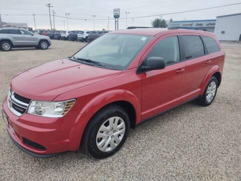 2020 Dodge Journey for sale at Art Hossler Auto Plaza Inc - New Chrysler in Canton IL