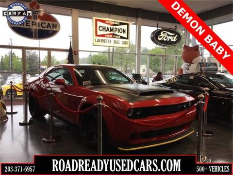 2018 Dodge Challenger for sale at Road Ready Used Cars in Ansonia CT