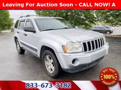 2006 Jeep Grand Cherokee for sale at Glenbrook Dodge Chrysler Jeep Ram and Fiat in Fort Wayne IN
