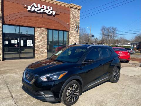 2018 Nissan Kicks for sale at Auto Depot of Smyrna in Smyrna TN