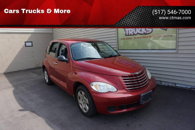 2007 Chrysler PT Cruiser for sale at Cars Trucks & More in Howell MI