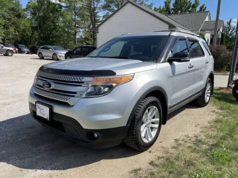 2014 Ford Explorer for sale at Williston Economy Motors in South Burlington VT