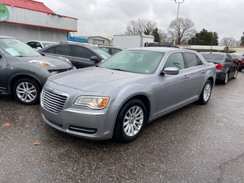 2013 Chrysler 300 for sale at Premium Auto Brokers in Virginia Beach VA