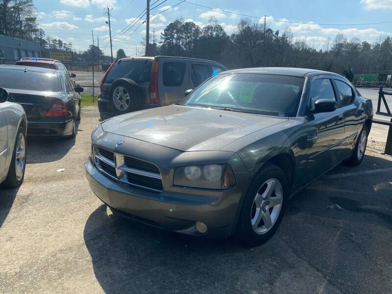 2009 Dodge Charger for sale at Copeland's Auto Sales in Union City GA