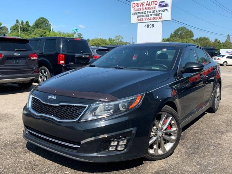 2014 Kia Optima for sale at Drive Auto Sales & Service, LLC. in North Charleston SC
