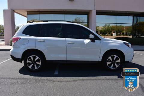 2018 Subaru Forester for sale at GOLDIES MOTORS in Phoenix AZ
