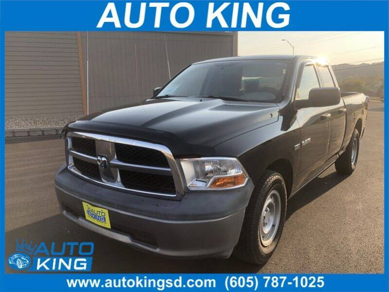 2009 Dodge Ram Pickup 1500 for sale at Auto King in Rapid City SD
