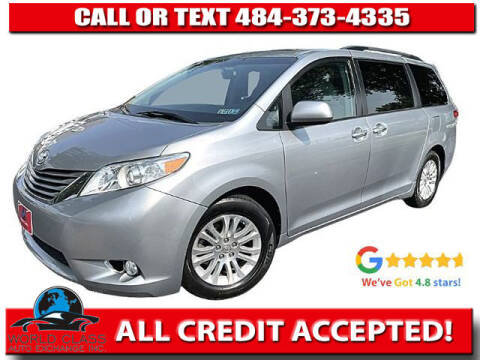 2013 Toyota Sienna for sale at World Class Auto Exchange in Lansdowne PA