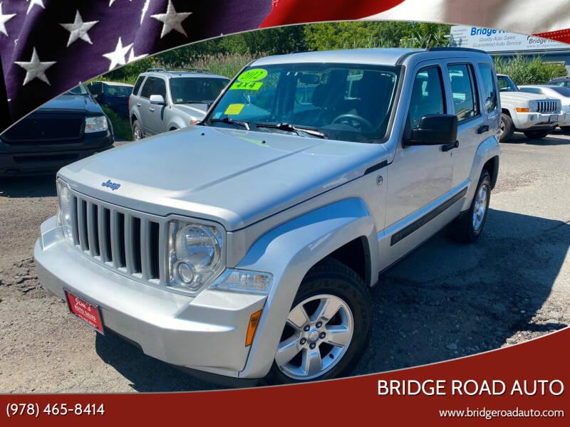 2012 Jeep Liberty for sale at Bridge Road Auto in Salisbury MA