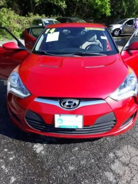 2014 Hyundai Veloster for sale at Select Luxury Motors in Cumming GA