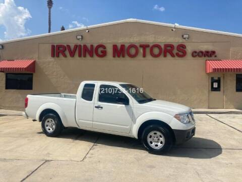 2017 Nissan Frontier for sale at Irving Motors Corp in San Antonio TX