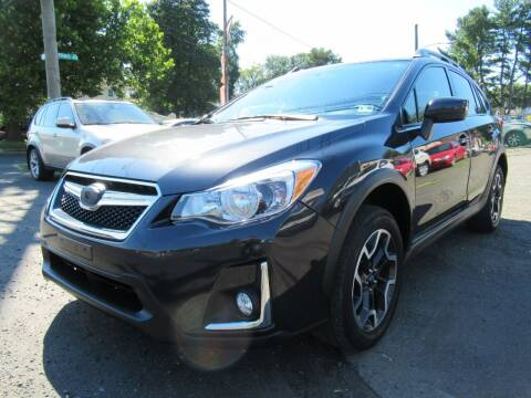 2017 Subaru Crosstrek for sale at PRESTIGE IMPORT AUTO SALES in Morrisville PA