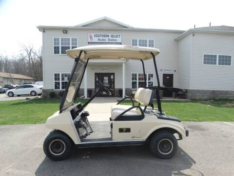 2011 Club Car GOLF CART for sale at SOUTHERN SELECT AUTO SALES in Medina OH