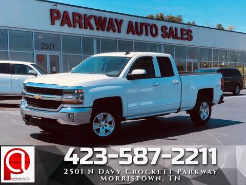 2016 Chevrolet Silverado 1500 for sale at Parkway Auto Sales, Inc. in Morristown TN