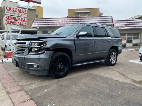 2020 Chevrolet Tahoe for sale at STS Automotive in Denver CO