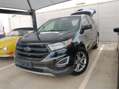 2016 Ford Edge for sale at Excellence Auto Direct in Euless TX