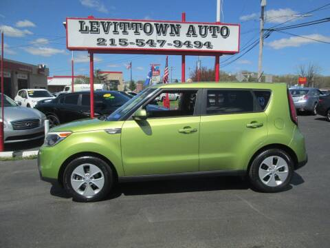 2014 Kia Soul for sale at Levittown Auto in Levittown PA
