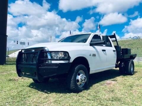 2011 RAM Ram Pickup 3500 for sale at Venmotors LLC in Hollywood FL