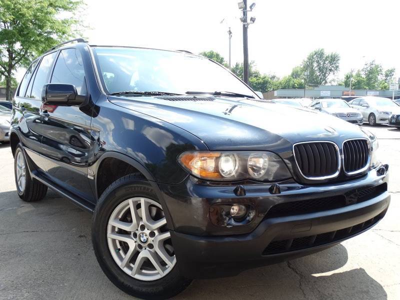 2006 BMW X5 for sale at Paradise Motor Sports LLC in Lexington KY