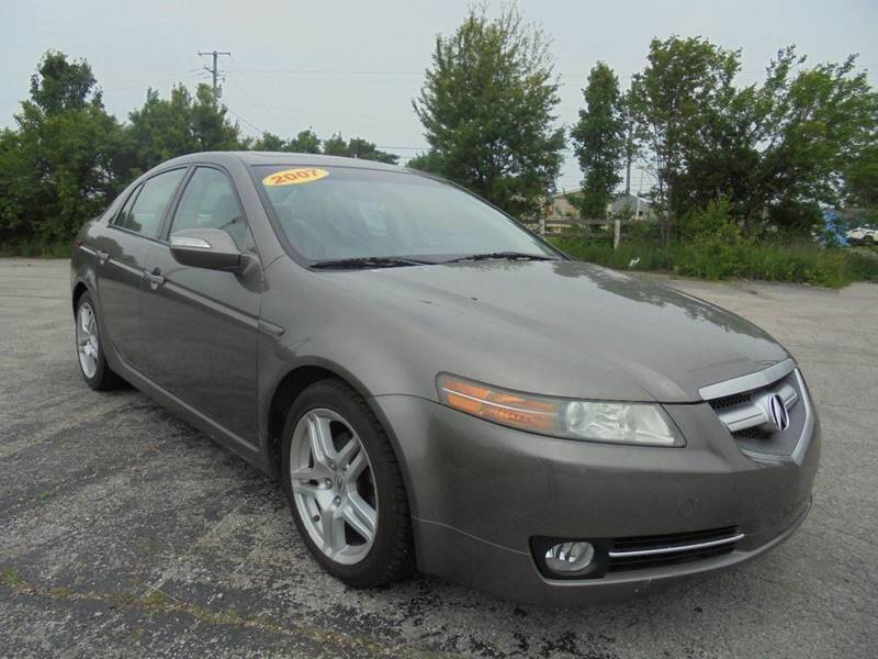 2007 Acura TL for sale at Best Deal Auto Sales in Georgetown KY