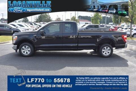 2021 Ford F-150 for sale at Loganville Ford in Loganville GA