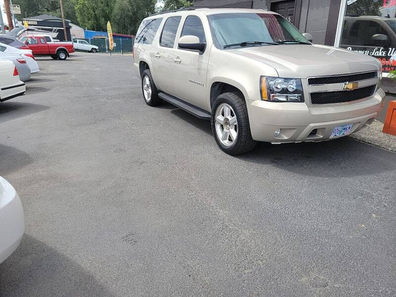 2007 Chevrolet Suburban for sale at Bonney Lake Used Cars in Puyallup WA