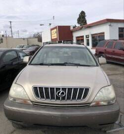 2002 Lexus RX 300 for sale at Direct Auto Sales+ in Spokane Valley WA