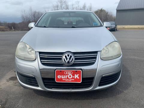 2008 Volkswagen Jetta for sale at eurO-K in Benton ME