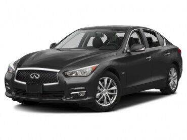 2016 Infiniti Q50 for sale at Michael's Auto Sales Corp in Hollywood FL