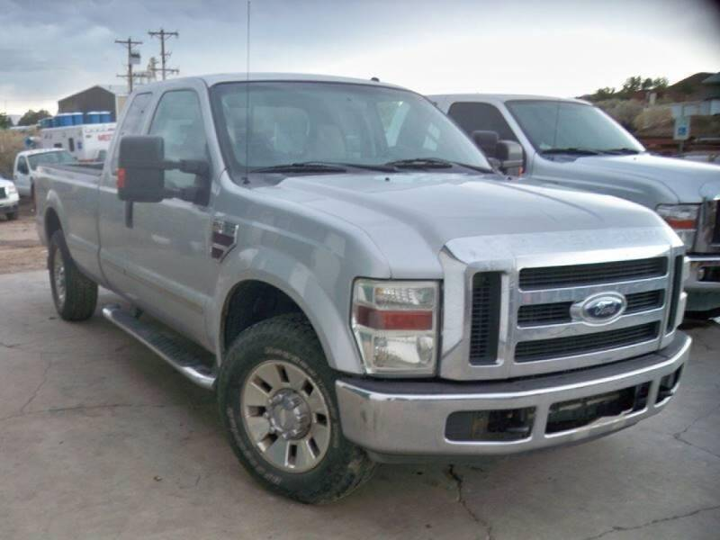 2008 Ford F-250 Super Duty for sale at Samcar Inc. in Albuquerque NM