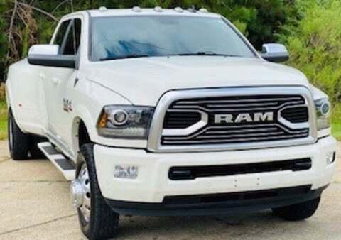 2018 RAM Ram Pickup 3500 for sale at Rogel Ford in Crystal Springs MS