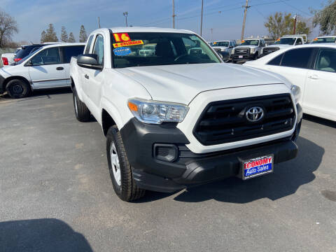 2016 Toyota Tacoma for sale at Economy Auto Sale in Modesto CA