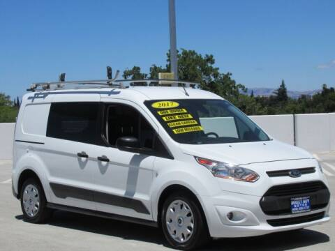 2017 Ford Transit Connect Cargo for sale at Direct Buy Motor in San Jose CA