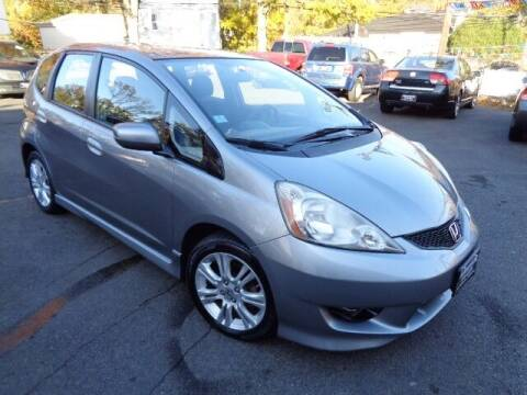 2010 Honda Fit for sale at Yosh Motors in Newark NJ