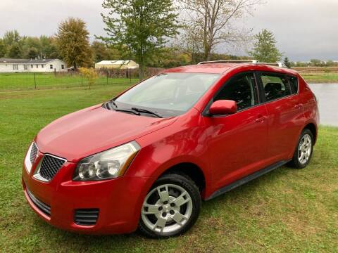 2009 Pontiac Vibe for sale at K2 Autos in Holland MI